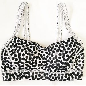 lululemon athletica Other - Lululemon Athletica Leopard Print sports bra