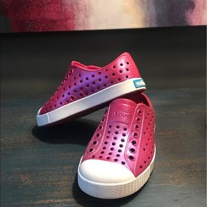 NATIVE YOUTH Other - Native Toddler Girl Summer Shoes