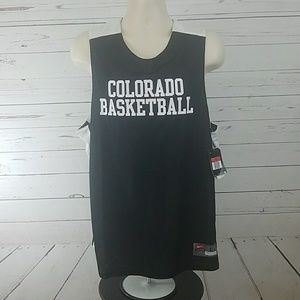 nike Other - Nike Reversible Basketball Jersey Colorado Large