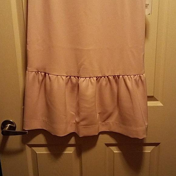 Victoria Beckham Dresses - Victoria Beckham Target dress pink