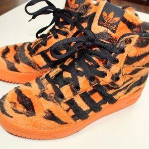 Jeremy Scott x Adidas Shoes - Jeremy Scott Sneakers 6.5