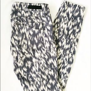 Express Denim - Express Ikat skinny jeans