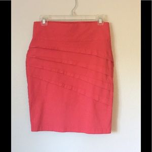 Charlotte Russe Dresses & Skirts - Stretchy Pencil Skirt