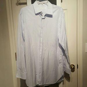 John W. Nordstrom Other - John W Nordstrom dress shirt trim fit 16 1/2 34-35