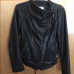 Mackage Jackets & Blazers - ARITZIA/Mackage s/m black lamb leather jacket