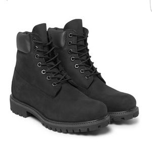Timberland Other - Black Timberland classic mens boots