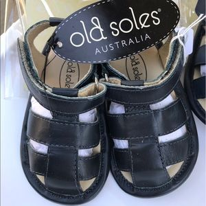 Old Soles Other - Old Soles shoes, size 6-9 months, US size 3, NIB