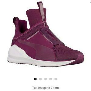 Puma Shoes - New PUMA FIERCE - WOMEN'S purple sneakers