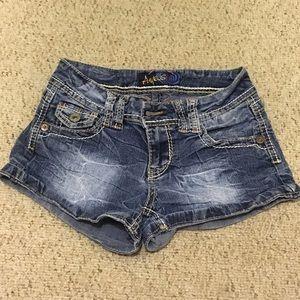 Angels Pants - Angels jean shorts
