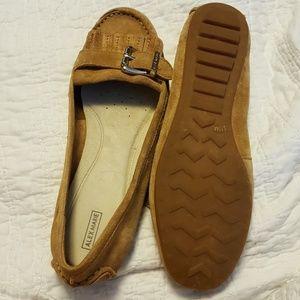 Alex Marie Shoes - Alex marie beige loafers