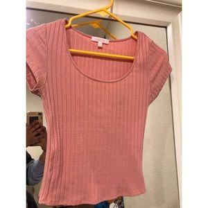 Tops - Pink shirt