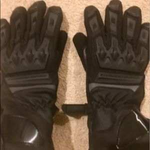 Icon motorcycle riding gloves-brand new