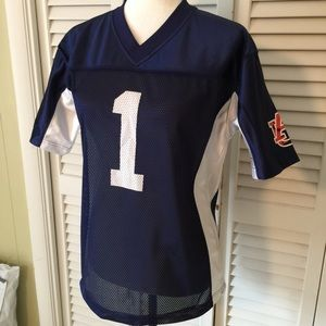 NCAA Tops - NCAA Auburn Jersey and scarf Size 16/18
