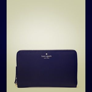 kate spade Handbags - NWT Kate Spade New York Grand Street Travel Wallet