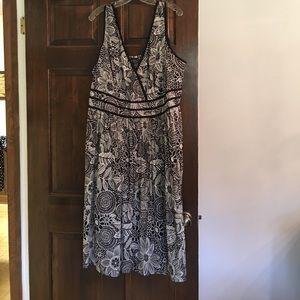 Dresses & Skirts - Dress/Cardigan