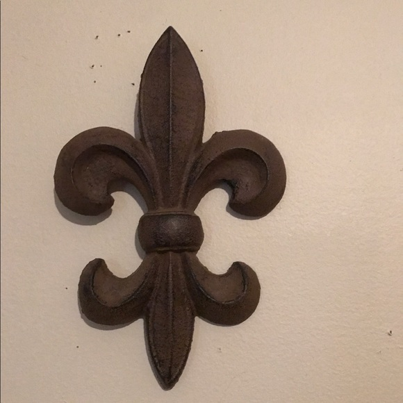 47 off other fleur de lis hanging wall art decor home for Fleur de lis home decorations