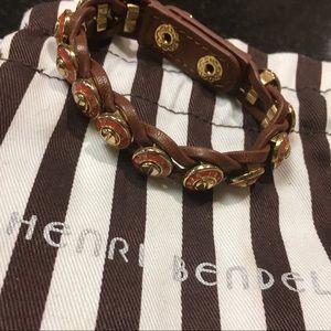 Henri Bendel Wrap Bracelet NWOT