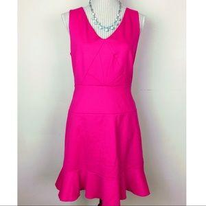 Jennifer Lopez Dresses & Skirts - NWOT Hot Pink J. Lo Dress