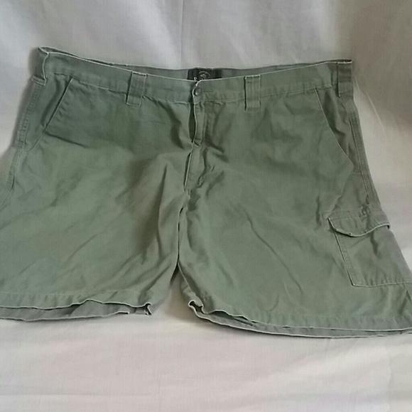 Redhead sportsman's cargo shorts