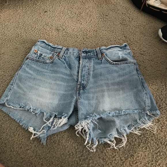 db573a2644 Levi's Shorts | Levis 501 In Waveline | Poshmark