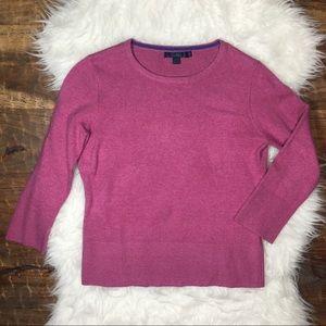 Boden Tops - Boden 3/4 Sleeve Knit Sweater