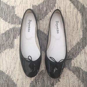 Repetto Shoes - Repetto Cendrillon patent leather ballerina flats