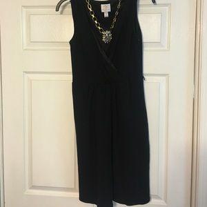 Suzi Chin black dress