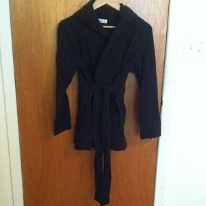 Old Navy Jackets & Blazers - AWESOME BLACK SWEATER👌✨✨💐✨✨