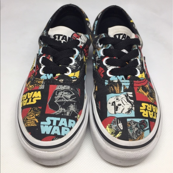 6c999db18ca325 Star Wars Vans Authentic RARE limited edition. M 591f05762de512a2dc004817