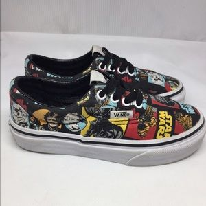 092ba1a115f37f Vans Shoes - Star Wars Vans Authentic RARE limited edition