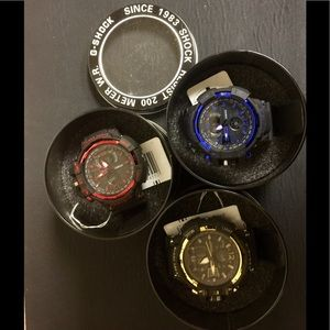 G-Shock Other - New GSHOCK Watches