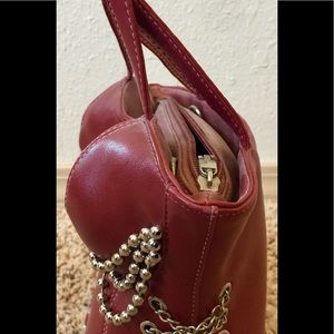Cute excellent condition bra purse
