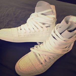 Kris Van Assche Other - Size 8 Kris Van Assache Multi Lace Sneaker Croco