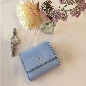 kate spade Handbags - NWTs Kate Spade Sky Blue Tavy Wallet