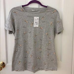 Pull&Bear Tops - PULL & BEAR NWT T-Shirt