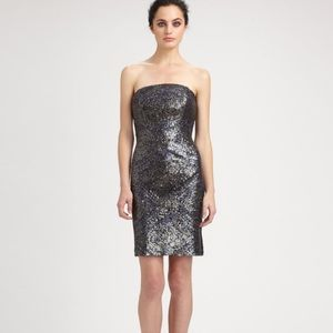 Monique Lhuillier Dresses & Skirts - Price ⬇️Monique Lhuillier NWT Mini Strapless Dress
