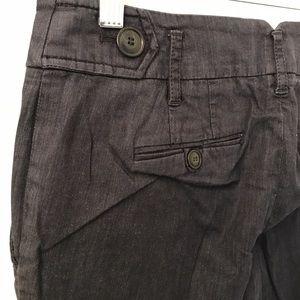 LOFT Pants - Faux Denim LOFT Ann Fit Dress Pants