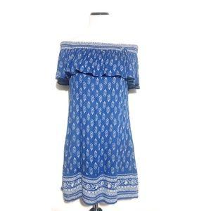 Band of Gypsies Dresses & Skirts - NWT Band of Gypsies boho feather dress