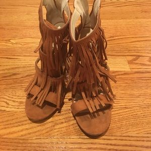 Wild Diva Shoes - Fringe Wild Diva Shoes