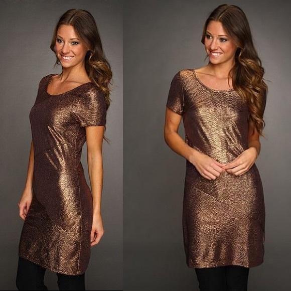 Bronze Color Dresses