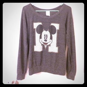 Disney Tops - Disney Store Mickey sweatshirt