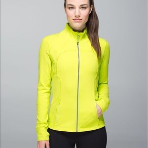 ⚡️ Worn once - Lululemon Forme Jacket Antidote