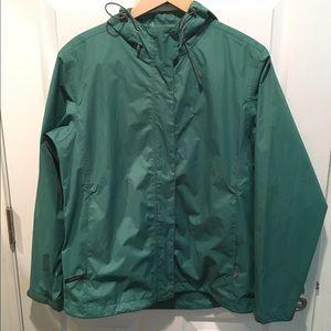 White Sierra Jackets & Blazers - White Sierra Rain Jacket