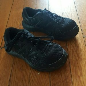 New Balance Other - NEW BALANCE BLACK SNEAKERS SIZE 13 US