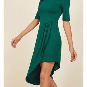 Everlane Dresses & Skirts - 🆕Fresh Asymmetric Scoop Back Sheath Dress