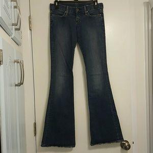 Chip & Pepper Vintage Walk Of Shame Flare Jeans