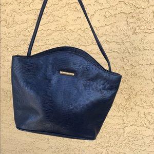 Albert Nipon Handbags - Albert Nipon Crossbody Bag. Navy blue