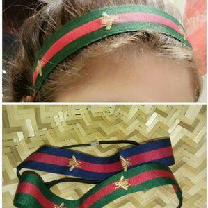 Gucci Accessories - Bee Headband