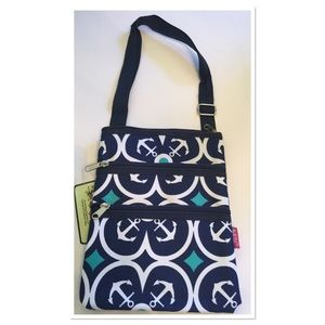 Nautical Design Crossbody Bag