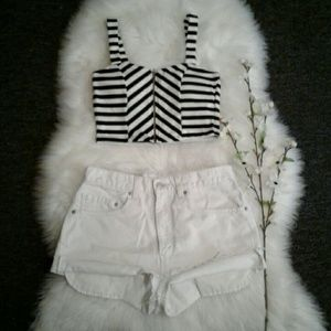 Levi's Pants - Classic Levis 505 Vtg High Waist Jean Shorts